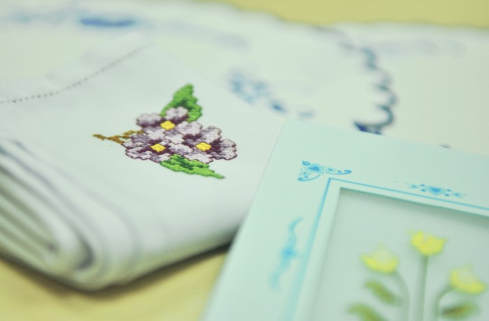 EMBROIDERY GARMENT