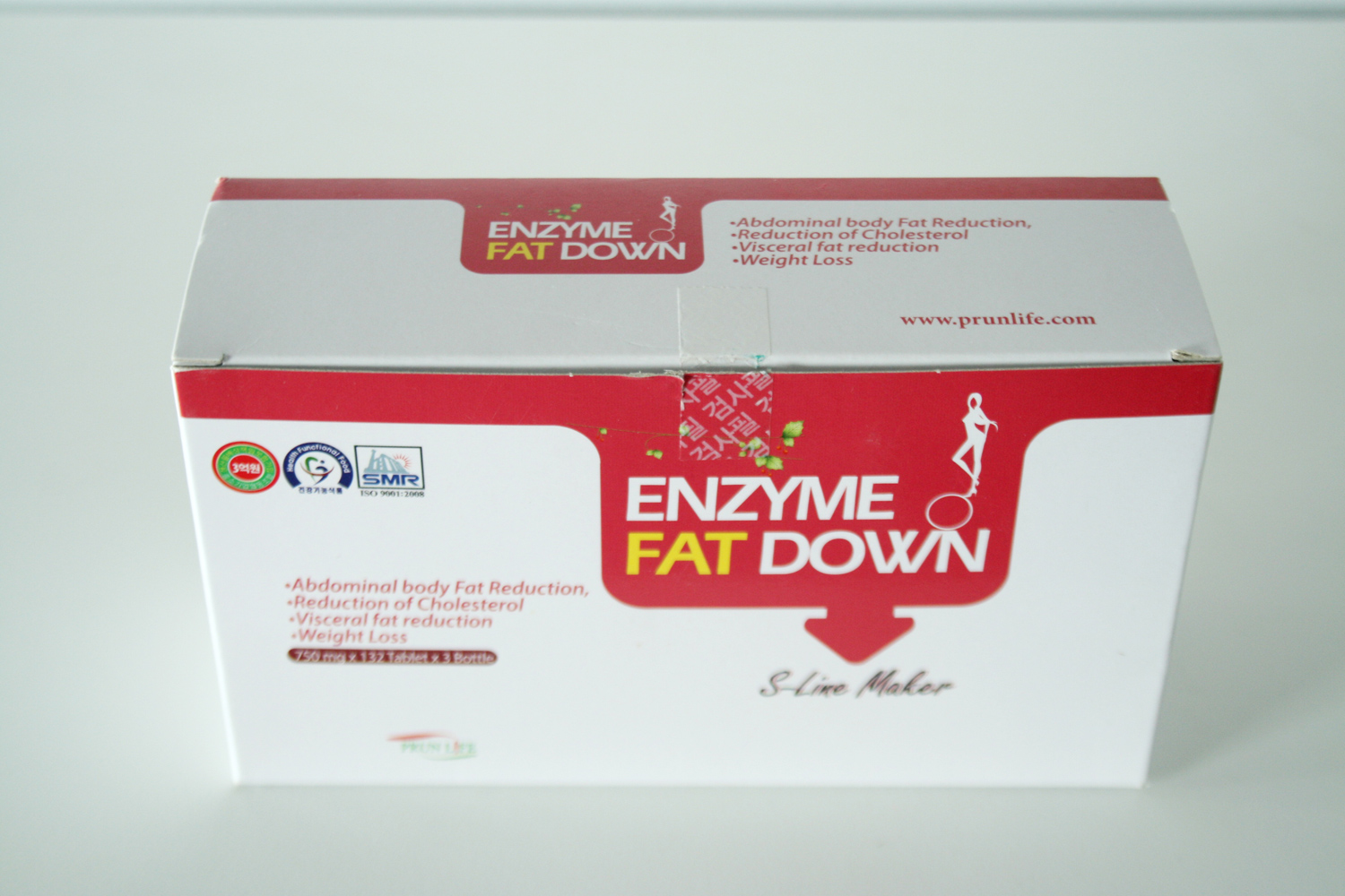 ENZYME FAT DOWN S-LINE MAKER