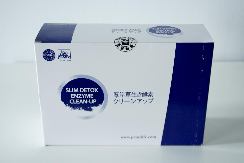 SLIM DETOX ENZYME CLEAN UP
